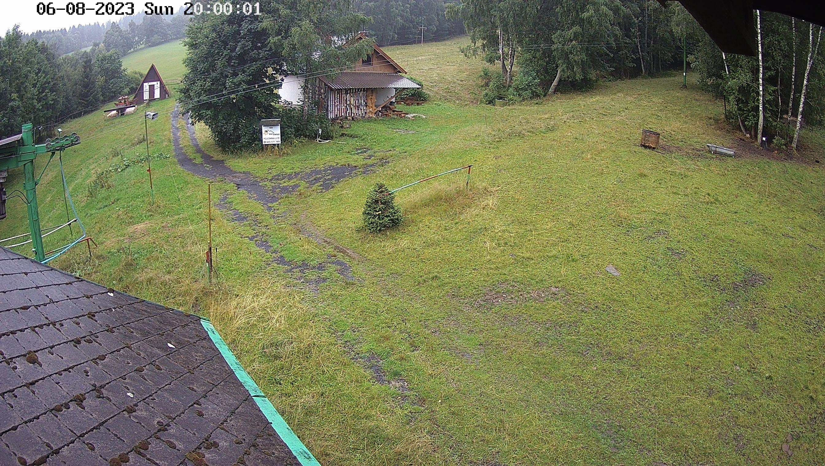 Webcam - Javorná